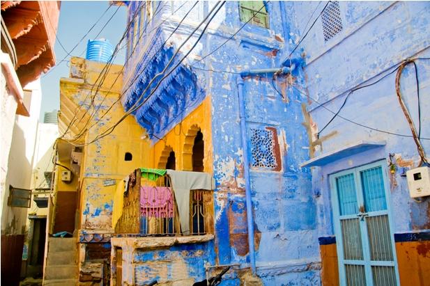 DSC 1021 Синие стены старого города