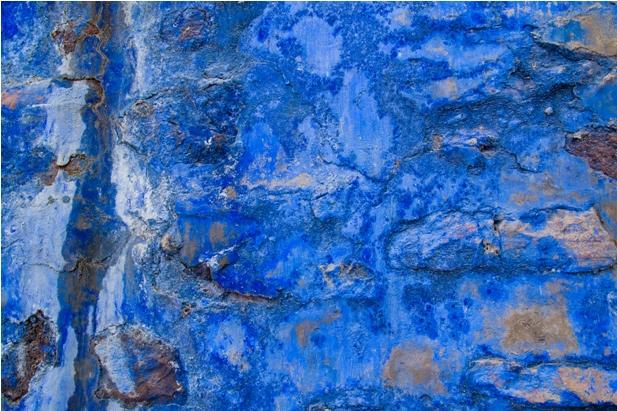 DSC 1033 Синие стены старого города