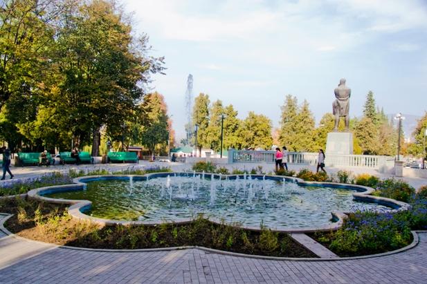 DSC 0027 Одной ногой в Нагорный Карабах