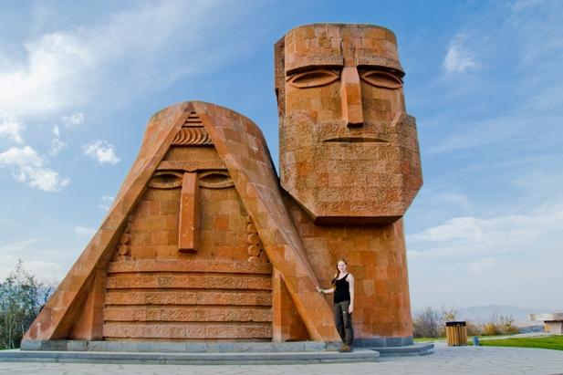 DSC 0031 Одной ногой в Нагорный Карабах