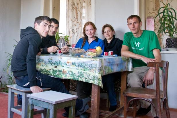 DSC 0053 Одной ногой в Нагорный Карабах