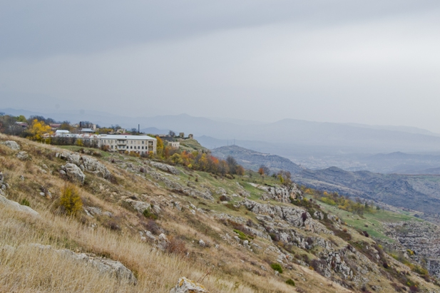 DSC 0089 Одной ногой в Нагорный Карабах