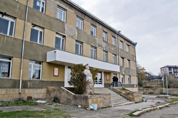 DSC 0094 Одной ногой в Нагорный Карабах