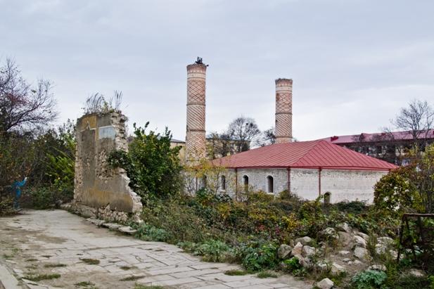 DSC 0101 Одной ногой в Нагорный Карабах