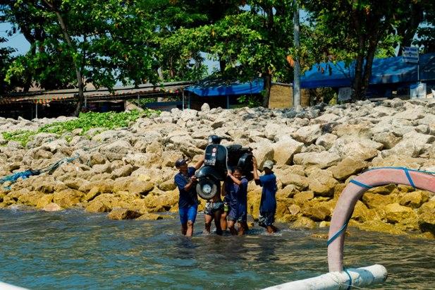 DSC01166 С Бали на Нуса Ленбонган