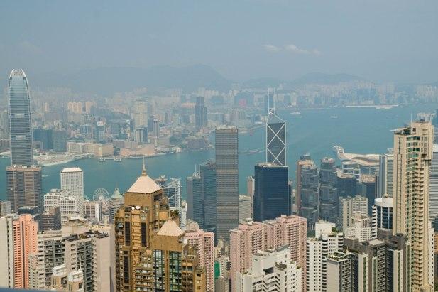 DSC09200 Гонконг. День первый