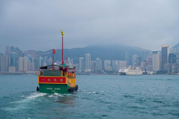 DSC09275 Гонконг. День первый