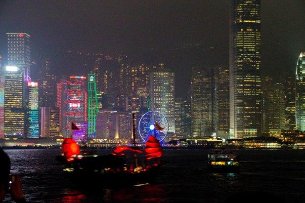 DSC09310 Гонконг. День первый