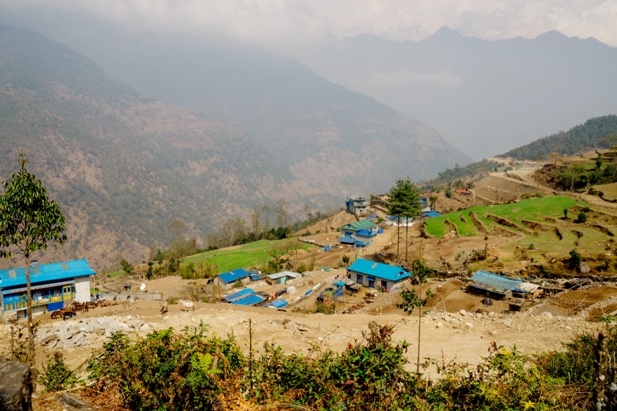 DSC02978 Трек к EBC: Katmandu   Lukla (часть 1)