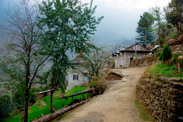 DSC02986 Трек к EBC: Katmandu   Lukla (часть 1)