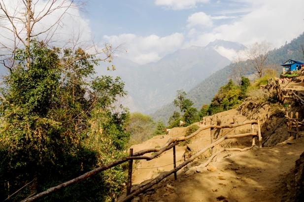 DSC02992 Трек к EBC: Katmandu   Lukla (часть 1)