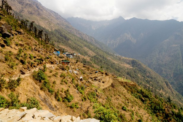 DSC02999 Трек к EBC: Katmandu   Lukla (часть 1)