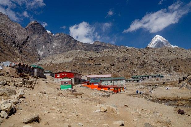 DSC03153 Трек к EBC: Dingboche   Everest base camp   Pheriche (часть 3)